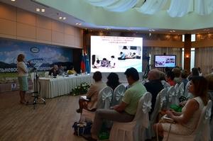 Съезд наркологов в Дальневосточном Федеральном округе 2015