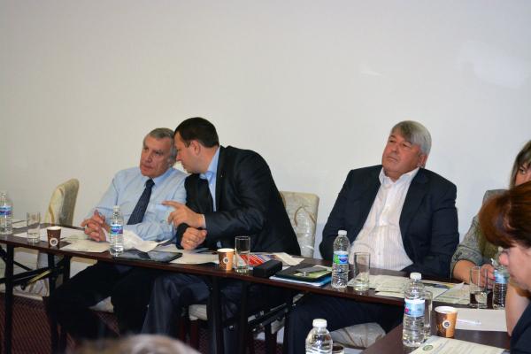 Третья Генеральная ассамблея Медицинской ассоциации Балканских иПричерноморских стран